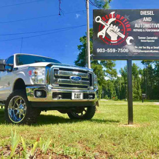 FORD TRUCK DIESEL REPAIR IN TEXARKANA, AR & TX